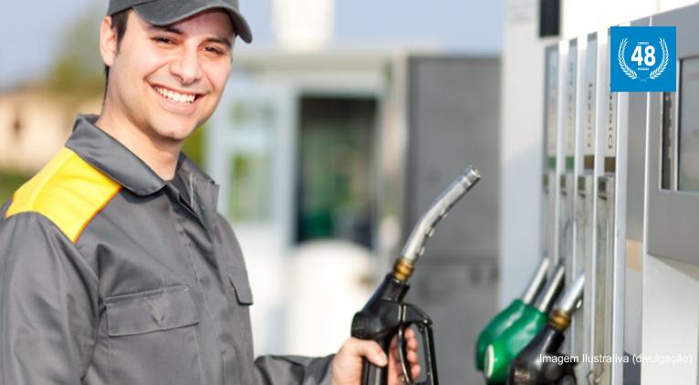 Curso de Serviços nº 01 - Frentista de Posto de Gasolina