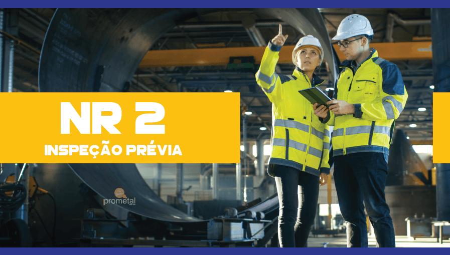 Curso NR2 - Inspeção Prévia