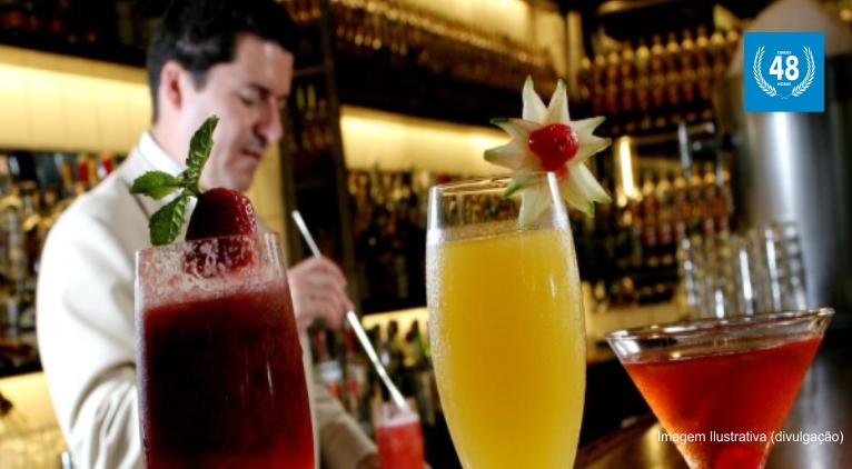 Curso de Serviços nº 04 - Bartender (Barman)